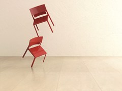 - Flooring with stone effect TRAX BEIGE - FMG Fabbrica Marmi e Graniti
