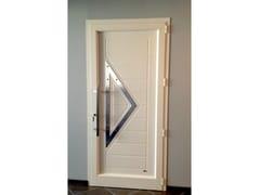 - Aluminium door panel TRIANGOLO/X - ROYAL PAT