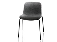 - Upholstered fabric chair TROY | Fabric chair - Magis