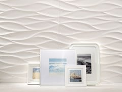 - Indoor 3D Wall Cladding TUBADZIN ALL IN WHITE | 3D Wall Cladding - TUBADZIN