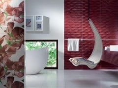 - Indoor wall tiles TUBADZIN COLOUR CARMINE - TUBADZIN