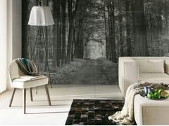 - Indoor wall tiles TUBADZIN ALL IN WHITE   Wall tiles - TUBADZIN