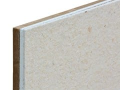 - Sound insulation and sound absorbing panel in mineral fibre TXT® Silentetto - ETERNO IVICA
