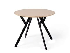 - Round wooden table TYPUS | Round table - WILDE+SPIETH Designmöbel
