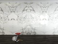 - Wall/floor tiles with marble effect ULTRA MARMI │ Arabescato Statuario - ARIOSTEA