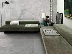 - Wall/floor tiles with marble effect ULTRA MARMI │Gris de savoie - ARIOSTEA