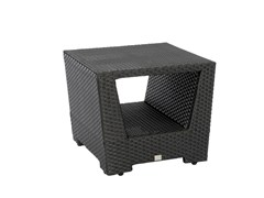 - Square side table with storage space UPTOWN | Side table - 7OCEANS DESIGNS