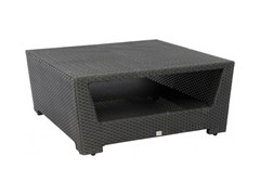 - Square coffee table with storage space UPTOWN | Square coffee table - 7OCEANS DESIGNS