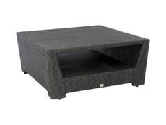 - Tavolino da caffè quadrato con vano contenitore UPTOWN | Tavolino quadrato - 7OCEANS DESIGNS