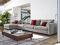 - Modular fabric sofa URBAN FASHION - Ditre Italia