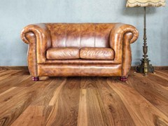 - Walnut parquet VINTAGE NATIONAL WALNUT - GAZZOTTI