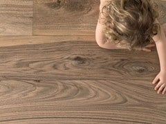 - Walnut parquet VINTAGE NATIONAL WALNUT NAT - GAZZOTTI
