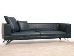 - Upholstered 3 seater leather sofa V098 | 3 seater sofa - Aston Martin by Formitalia Group