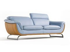 - Sofa with headrest VANILLE   Sofa - Egoitaliano