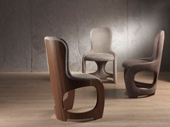 - Wooden chair VENERE | Wooden chair - Carpanelli Contemporary
