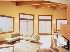 Porta-finestra alzante scorrevole in alluminio e legnoVENICE 90 | Porta-finestra - CARMINATI SERRAMENTI