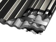 Sistema per tetto ventilato in metalloVENTILPAN - ONDULIT ITALIANA