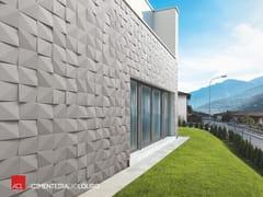Esterni case facciate ville moderne amazing top colori