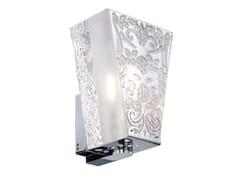 - Crystal wall light VICKY | Wall light - Fabbian