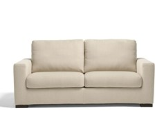 - Fabric sofa bed with removable cover VIENNA | Sofa bed - Dienne Salotti