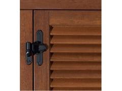 - Window fittings Visibile shutter hinge - Pail Serramenti