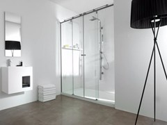 - Glass shower cabin VITRA 9 - Systempool