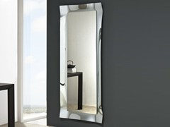 - Wall-mounted rectangular mirror VIVA | Rectangular mirror - RIFLESSI