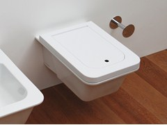 - Wall-hung ceramic toilet VOLO | Wall-hung toilet - CERAMICA FLAMINIA