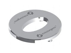 - Floor plates VPR80-B01 RVS - FritsJurgens