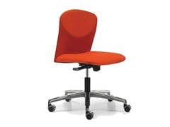 - Fabric task chair with 5-Spoke base with casters VULCAN 1300 Z - TALIN