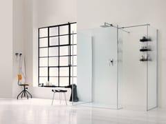 - Parete per doccia in vetro WALK IN 6mm - 1 - INDA®