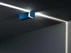 Lampada da parete / lampada da soffitto in alluminioWALKING GRAPHIC - ARTEMIDE