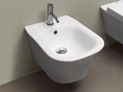 - Bidet sospeso in ceramica CABO | Bidet sospeso - Antonio Lupi Design®