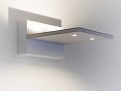 - Lampada da parete a LED a luce diretta e indiretta in alluminio PIXEL | Lampada da parete - FERROLIGHT DESIGN