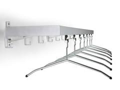Appendiabiti da parete in acciaioARCO | Appendiabiti da parete - ROSCONI