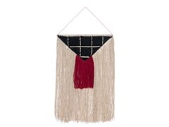 - Wool Tapestry WALLHANGING QUADRO CELESTE #175 - cc-tapis ®