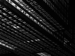 - Wallpaper BLACK BUILDING 1 - Wallpepper