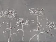 - Wallpaper with floral pattern RAM RAJA 2 - Wallpepper