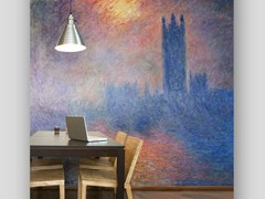 - Wallpaper IL PARLAMENTO DI LONDRA - Wallpepper