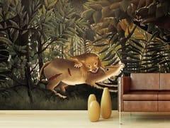- Wallpaper LE LION AYANT FAIM - Wallpepper