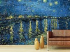- Trompe l'oeil wallpaper LA NOTTE STELLATA - Wallpepper