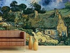 - Wallpaper CHAUMES DE CORDEVILLE A AUVERS-SUR-OISE - Wallpepper