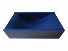 - Glazed lava washbasin 7511 | Washbasin - Sgarlata Emanuele & C.