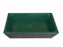 - Glazed lava washbasin 7513 | Washbasin - Sgarlata Emanuele & C.