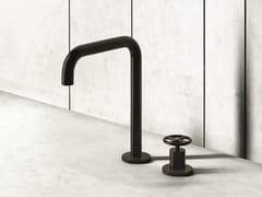 - 2 hole countertop washbasin mixer FONTANE BIANCHE | Washbasin mixer - Fantini Rubinetti