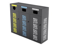 - Waste bin for waste sorting CORAL COVER MINI - LAB23