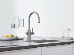 Rubinetto da cucina / dispenser acqua potabileBLUE HOME 31541DC0 - GROHE