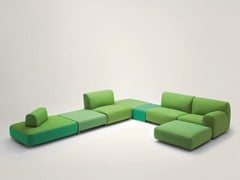 - Sectional sofa with removable cover WELCOME | Sectional sofa - Paola Lenti
