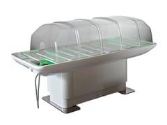 Lettino per massaggi per cromoterapiaWET TABLE - NILO