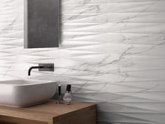 Rivestimento in ceramica a pasta bianca effetto marmoPURITY OF MARBLE | Rivestimento in ceramica a pasta bianca - CERAMICHE SUPERGRES